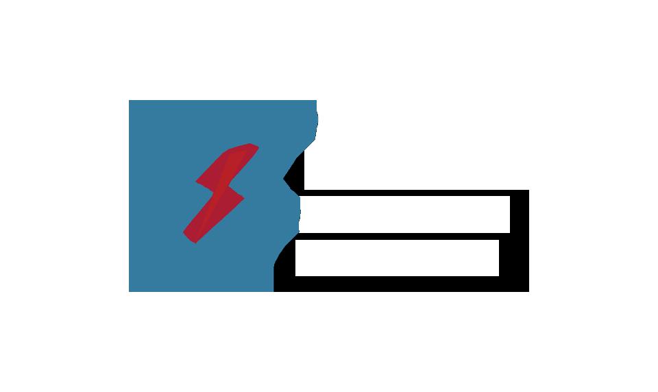 SPS Quality concrete logo inverse